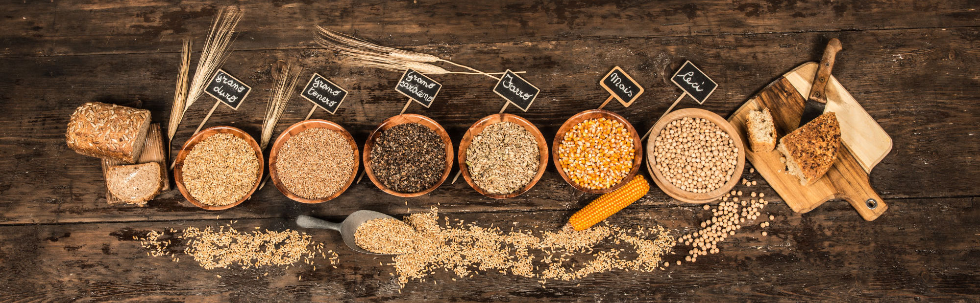 I nostri cereali