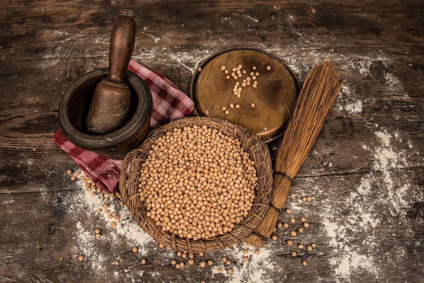 Cereali - I ceci Agricola Zerbo