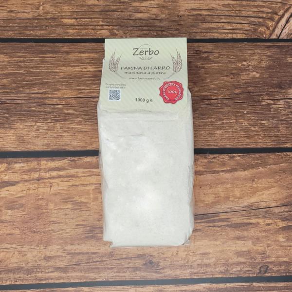Farina di farro Zerbo