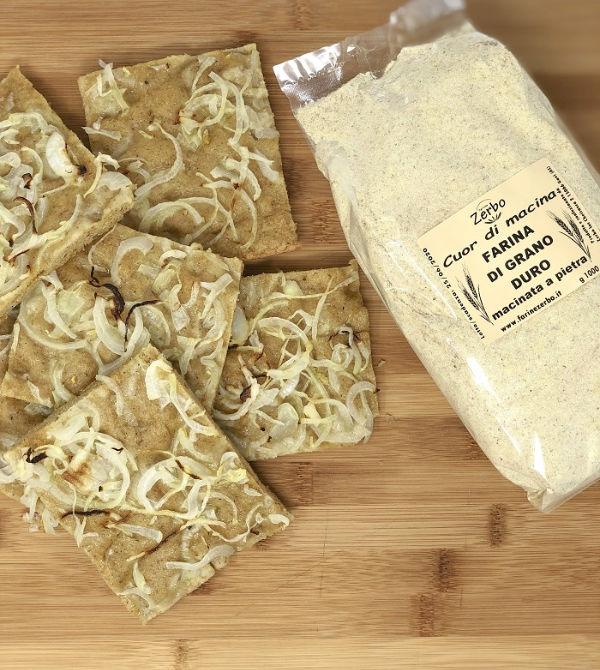 focaccia-semola-cipolle