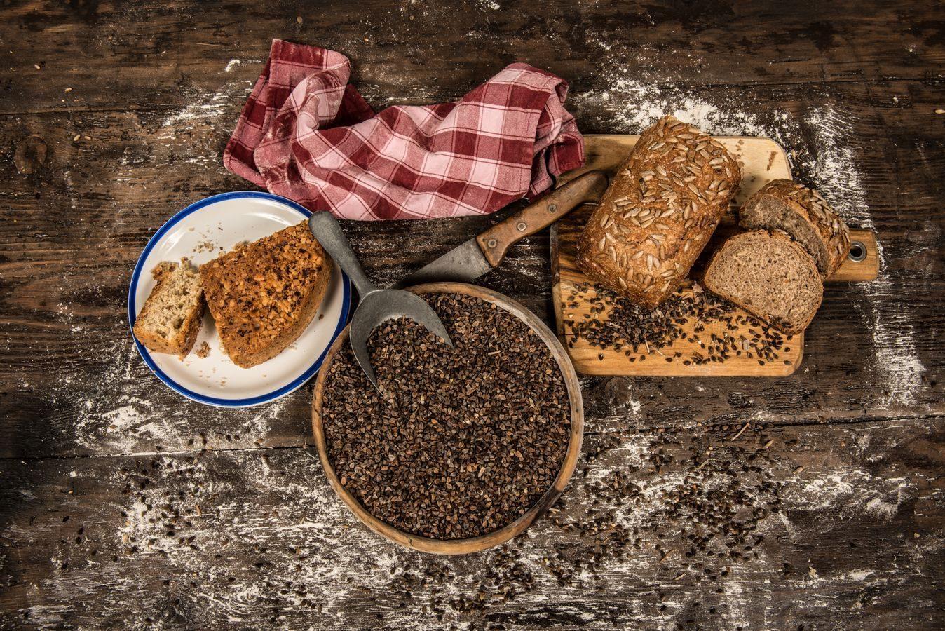 Cereali - Il grano saraceno Agricola Zerbo