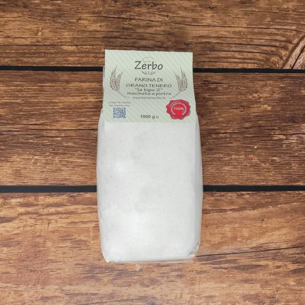 Farina tipo 2 Zerbo
