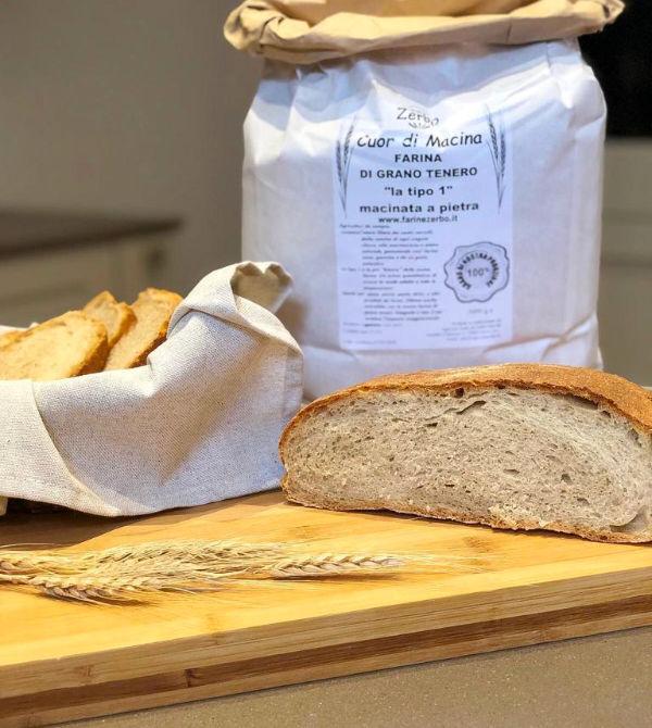 ricetta micca con farina tipo 1